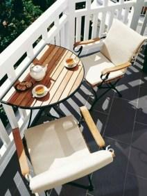 The best mini bar design ideas in balcony apartment 47