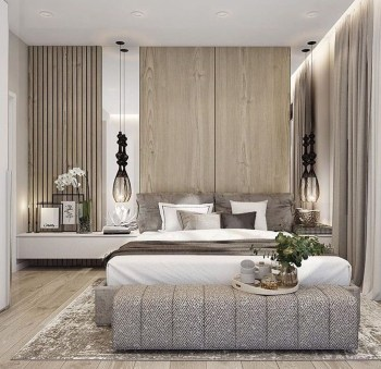 The best modern bedroom designs that trend this year 47