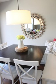 The best small dining room design ideas that you can try in your homel 15