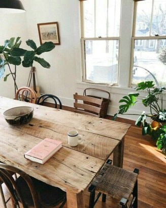The best small dining room design ideas that you can try in your homel 20