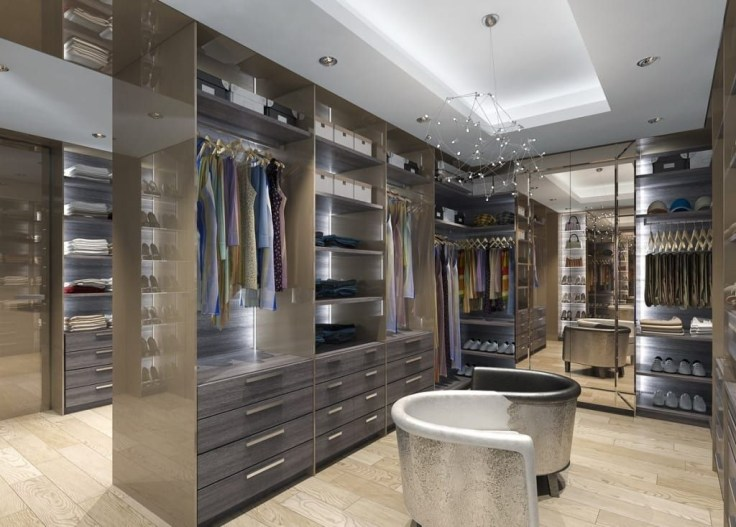 The best wardrobe design ideas you can copy right now 24
