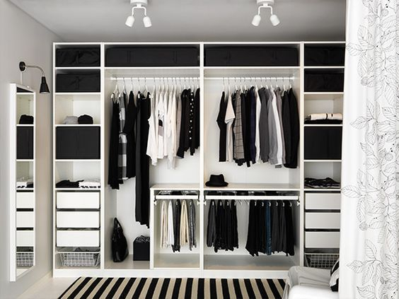 The best wardrobe design ideas you can copy right now 39