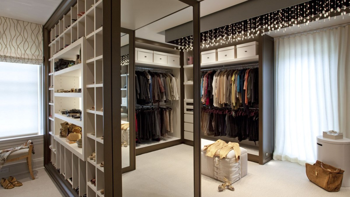 The best wardrobe design ideas you can copy right now 44