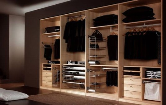 Wardrobe design ideas that you can try in your home 01
