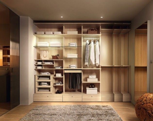Wardrobe design ideas that you can try in your home 02