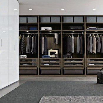 Wardrobe design ideas that you can try in your home 22