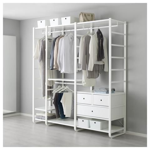 Wardrobe design ideas that you can try in your home 23