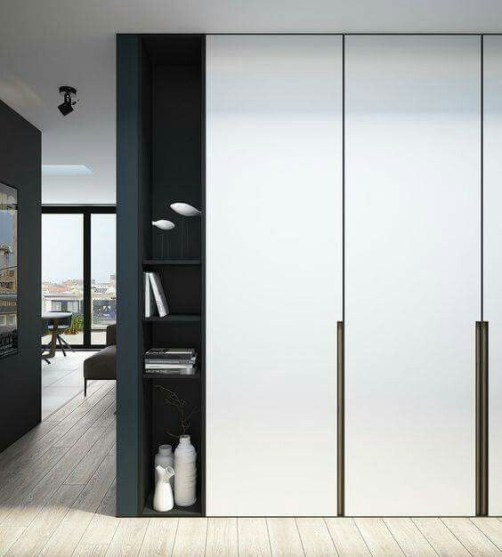 Wardrobe design ideas that you can try in your home 29