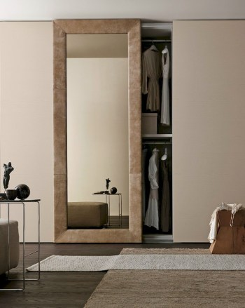 Wardrobe design ideas that you can try in your home 31