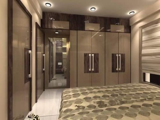 Wardrobe design ideas that you can try in your home 35