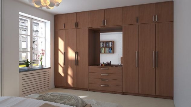 45 Wardrobe Design Ideas That you Can Try in your Home