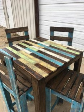 Diy chair pallet design ideas taht you can try 03