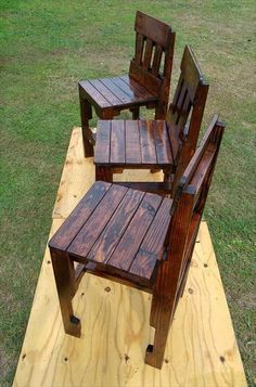 Diy chair pallet design ideas taht you can try 33