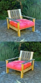 Diy chair pallet design ideas taht you can try 43