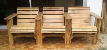 Diy chair pallet design ideas taht you can try 52