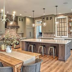 The best kitchen design ideas that you can try 47