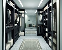 Wardrobe design ideas that you can try current 02