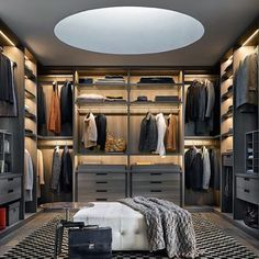 Wardrobe design ideas that you can try current 38