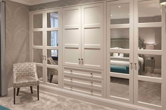 57 Wardrobe Design Ideas That You Can Try Current