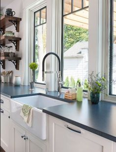 Wood kitchenset design ideas that you can try 37