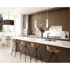 Wood kitchenset design ideas that you can try 45