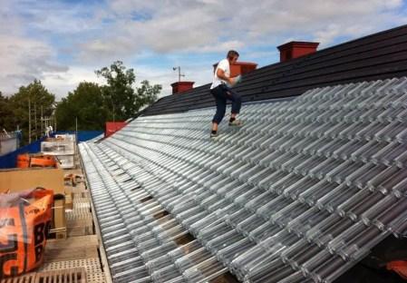 Best roof tile design ideas 10