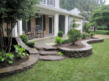 Front yard design ideas on a budget 05