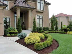 Front yard design ideas on a budget 08