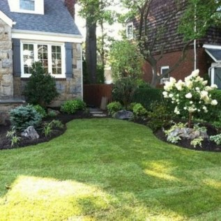 Front yard design ideas on a budget 29