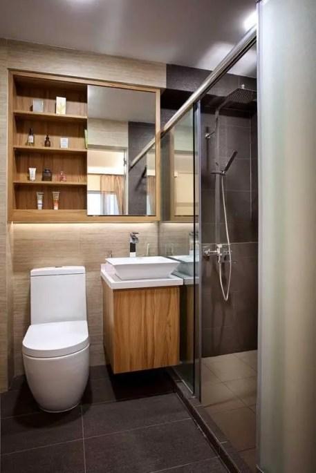 Minimalist bathroom design ideas 11