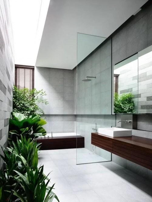 Minimalist bathroom design ideas 29