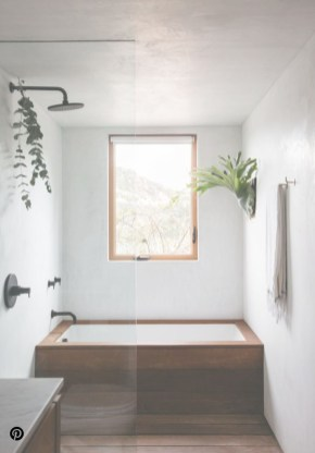 Minimalist bathroom design ideas 35