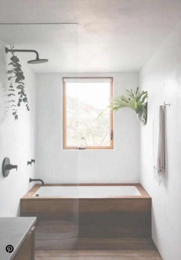 Minimalist bathroom design ideas 35