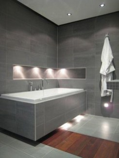 Minimalist bathroom design ideas 41
