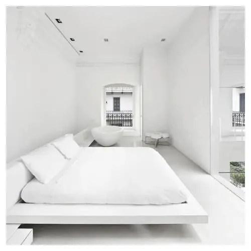 Modern minimalist bedroom design ideas 15