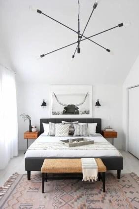 Modern minimalist bedroom design ideas 18