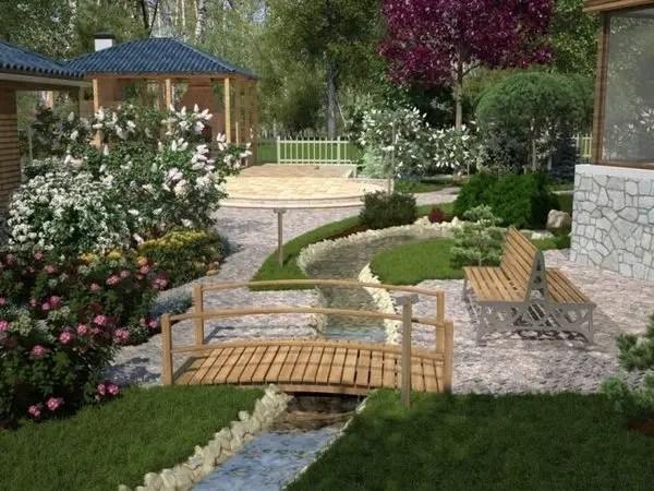 Modern&minimalist frontyard desgin ideas 01
