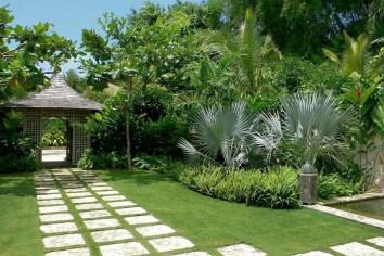 Modern&minimalist frontyard desgin ideas 10
