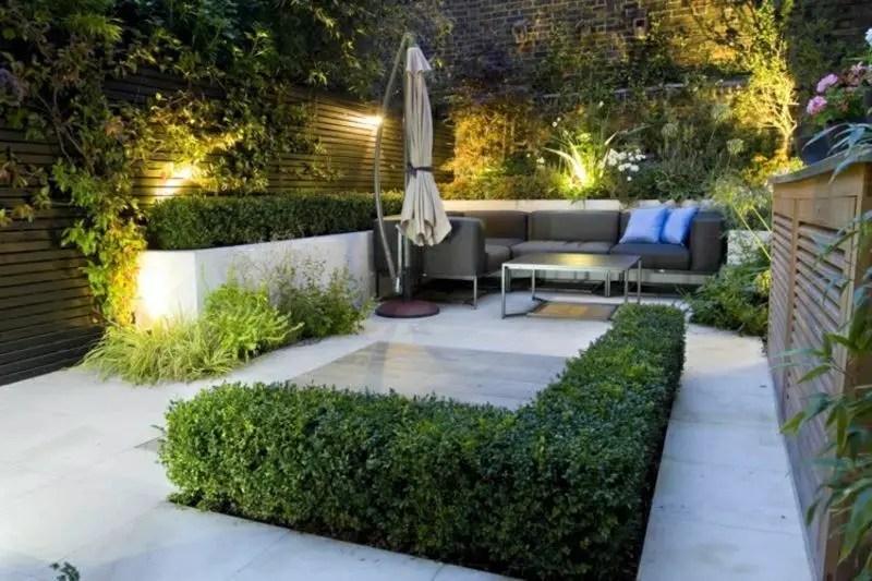 Modern&minimalist frontyard desgin ideas 20