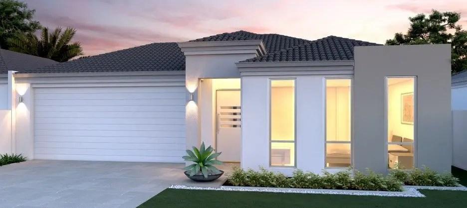 Modern&minimalist frontyard desgin ideas 25