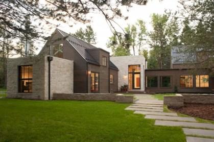 Simple exterior design ideas 12