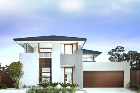 Simple exterior design ideas 28