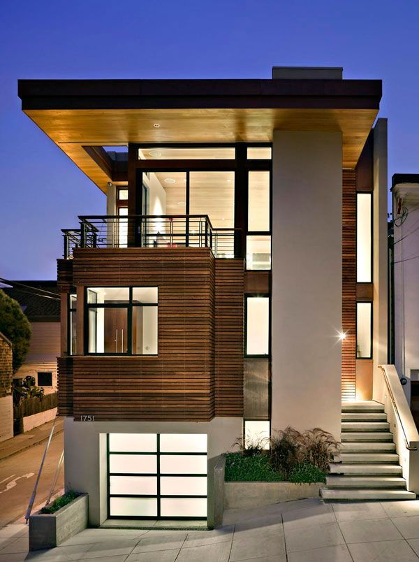 Simple exterior design ideas 39