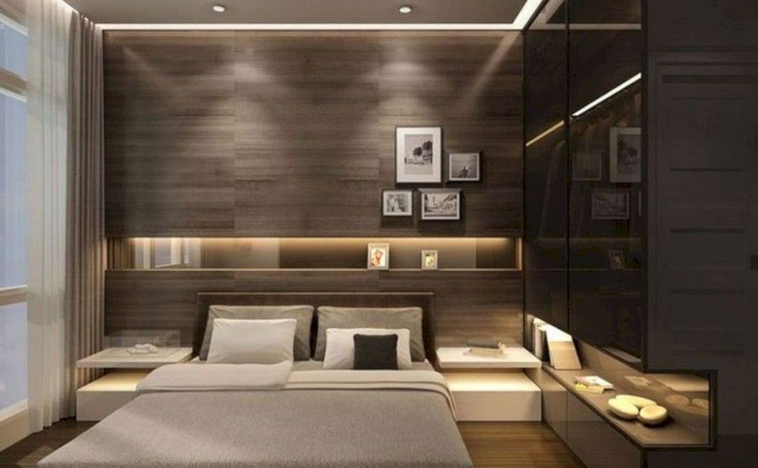Wall bedroom design ideas that unique 01