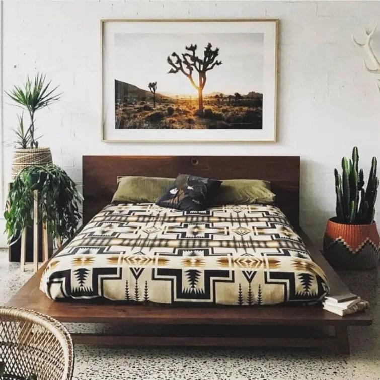 Wall bedroom design ideas that unique 02