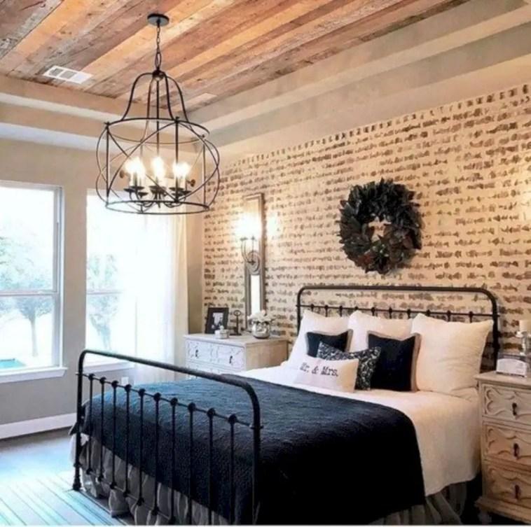 Wall bedroom design ideas that unique 04