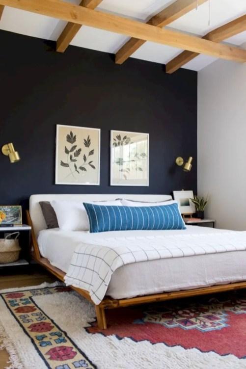 Wall bedroom design ideas that unique 21