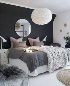 Wall bedroom design ideas that unique 24