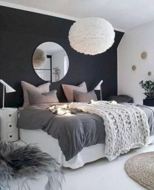 Wall bedroom design ideas that unique 24