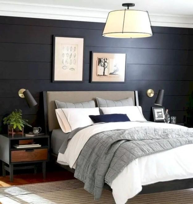 Wall bedroom design ideas that unique 26